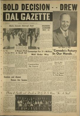 Dal Gazette, Volume 88, Issue 5