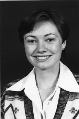 Photograph of Judy Simmons