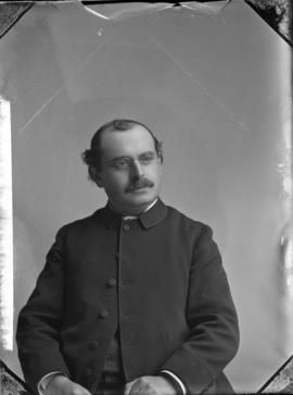 Photograph of Rev. Robertson