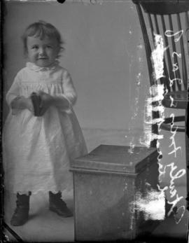 Photograph of daughter of Stanley Fraser