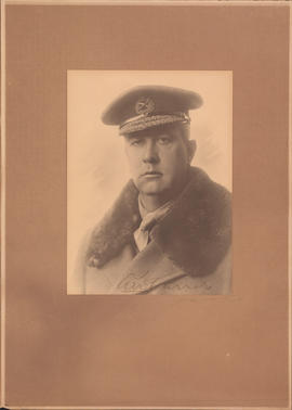 Photograph of General Sir Arthur William Currie