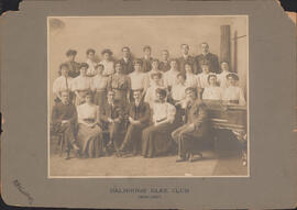 Photograph of Dalhousie Glee Club