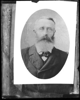 Photograph of Mr. J.D. Fraser