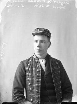Photograph of Angus McIsaac