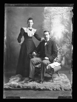 Photograph of Mr. & Mrs. Daniel McDonald