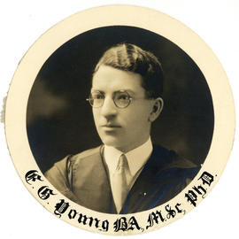 Portrait of E.G. Young