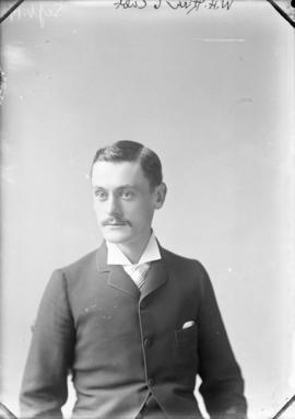 Photograph of Mr. W. H. Rice
