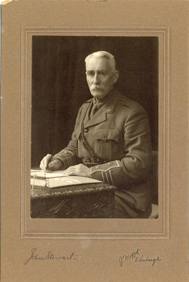 Portrait of John M.B. Stewart
