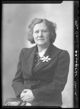 Photograph of Mrs. Lena Myrtle Vail