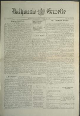 Dalhousie Gazette, Volume 58, Issue 2