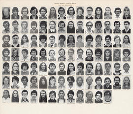 Faculty of Medicine - First year class photo 1975-76