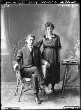 Photograph of Mr. & Mrs. William McLellan