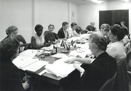 Photograph of Board of Directors of the International Council of Nurses