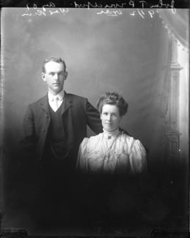 Photograph of Mr. & Mrs. John T. Proudfoot