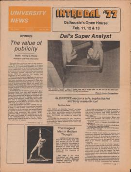 University News, Volume 7, Issue 9