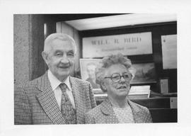 Photograph of Mr. and Mrs. Will R. Bird