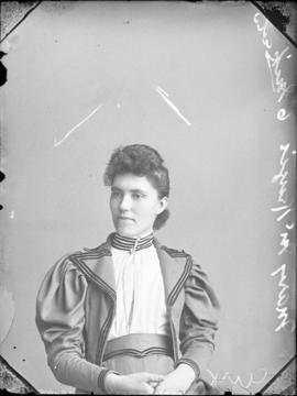 Photograph of Mary McKenzie