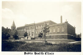 Photograph of Outpatient and Public Health Clinic
