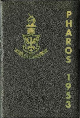 Pharos : Dalhousie University Yearbook 1953