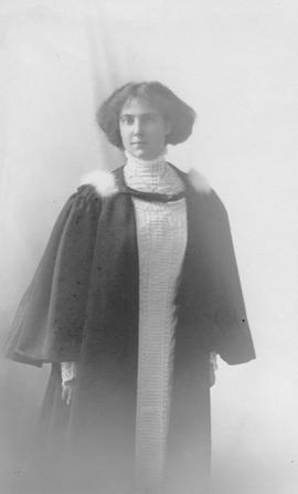 Photograph of Marguerite H.L. Silver : Class of 1910