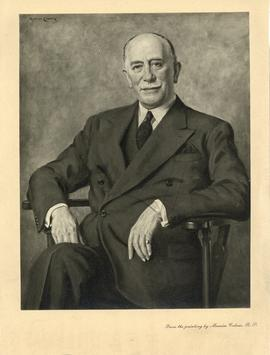 Photograph of a painting of James Thomson