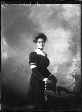 Photograph of Miss McIntosh