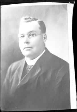 Photograph of Rev. Archibald Chisholm