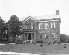 Photograph of the MacDonald Memorial Library