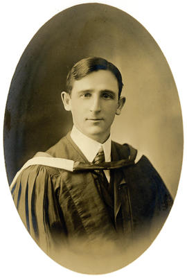 Portrait of Alexander Kerr Roy : Class of 1910