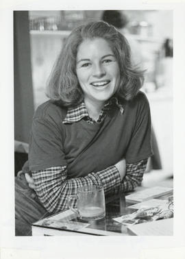Photograph of Jill Robinson