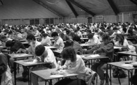 Students Exams - Memorial Arena