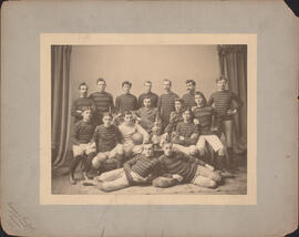Photograph of Dalhousie Football Team - 1897