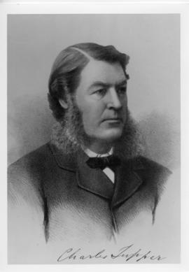 Photograph of  Sir Charles Tupper
