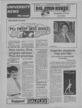 University News, Volume 9, Issue 4