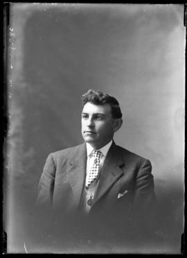 Photograph of Mr. W.D. Blackie