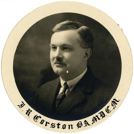 Portrait of James R. Corston