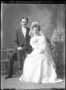 Photograph of Mr. & Mrs. A. W. McDonald
