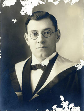 Portrait of Donald Alexander Forsyth - Class of 1931