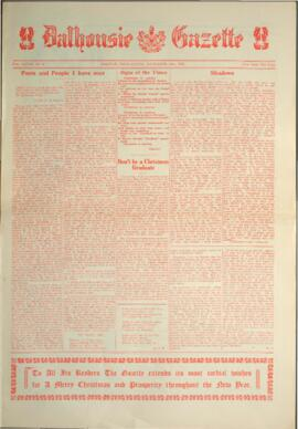 Dalhousie Gazette, Volume 58, Issue 8