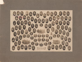Composite Photograph of the Faculty of Arts and Science - Class of 1926