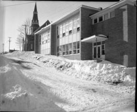 Photograph of Thorburn, Greenwood and Pictou schools