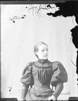 Photograph of Lillie Munro(e)?