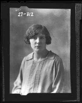 Photograph of Florence McDonald