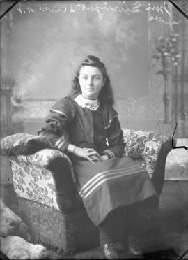 Photograph of Miss Siveright