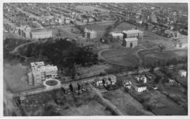 Aerial View of Dalhousie - Studley Campus