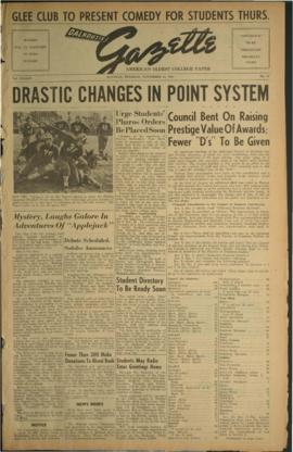 Dalhousie Gazette, Volume 84, Issue 13