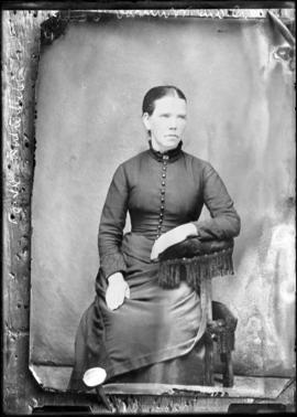 Photograph of Ms. Munroe