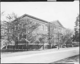 Photograph of the medical sciences building