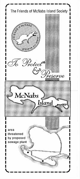 To protect & preserve : McNabs Island : [pamphlet]