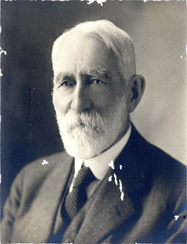 Portrait of Dr. John Stewart